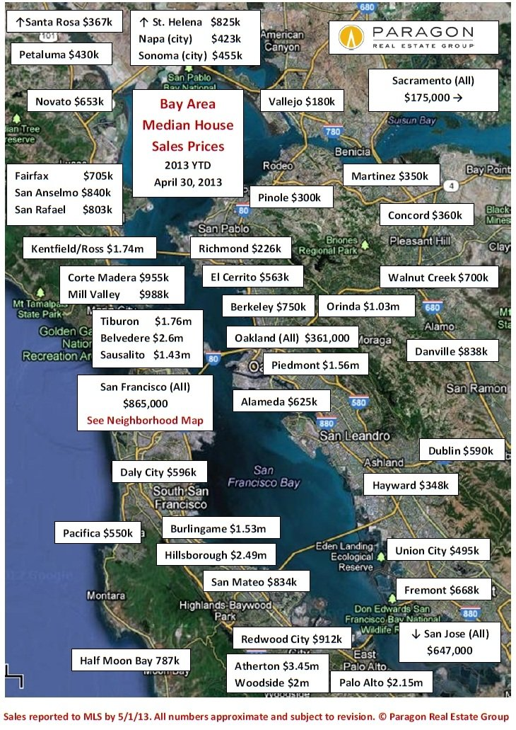 San Francisco Bay Area Home Values In Maps According to the map, communities in contra costa county included antioch and concord to pittsburg and bay point, while those in some locations, however, including daly city, have not been evaluated for liquefaction or landslide zones. deborah lopez